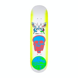 "Quasi Crockett Mode 8.5"" Skateboard Deck"
