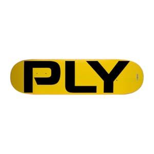"Quasi PLY 8.38"" Skateboard Deck"