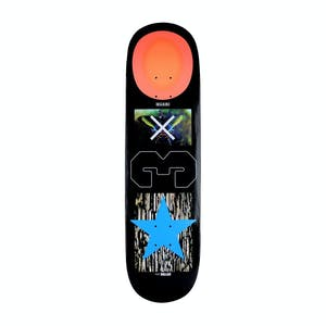 "Quasi Dallas Man 8.5"" Skateboard Deck"