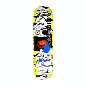 "Quasi De Keyzer Acid Ply 8.38"" Skateboard Deck"