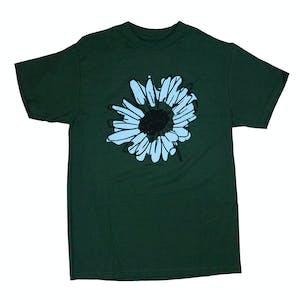 Quasi Flower T-Shirt - Green