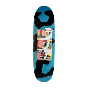 "Quasi Johnson Guest 9.0"" Skateboard Deck - 90s Shape"