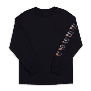 Quasi Prix Long Sleeve T-Shirt - Black
