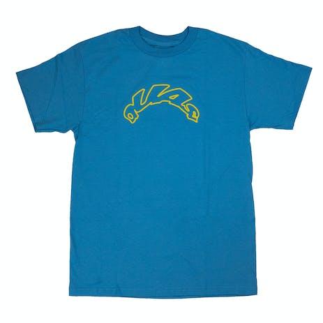 Quasi Screw T-Shirt - Carolina Blue