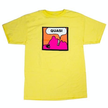 Quasi Talk T-Shirt - Banana