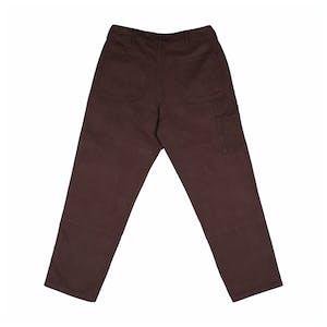 Quasi Utility Pant - Brown