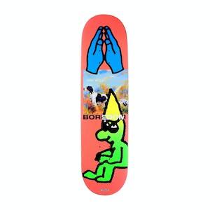 "Quasi Wilson Bored 8.25"" Skateboard Deck"