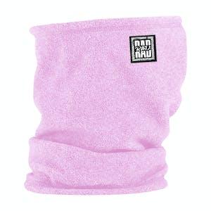 RAD Weekender Fleece Neckwarmer - Baby Pink