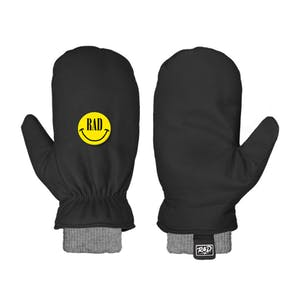 RAD Rancher Hand Mitts 2019 - Black