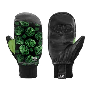 RAD Ripper Pro Snowboard Mitts 2019 - Monstera