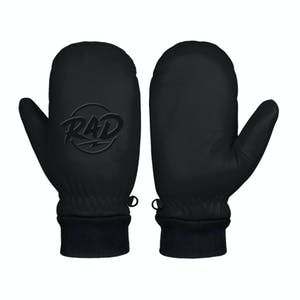 RAD Tradie Mitts 2019 - Black