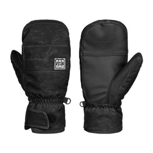 RAD Weekender Snowboard Mitts 2020 - Wax Black