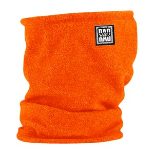 RAD Weekender Fleece Neckwarmer - Hi-Vis Orange
