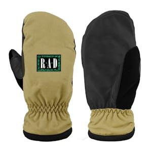RAD Squad Snowboard Mitts 2021 - Safari Tan
