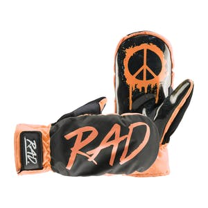 RAD Smitten Mitten – Bright Orange