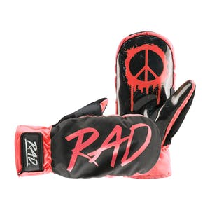 RAD Smitten Mitten - Fire Red