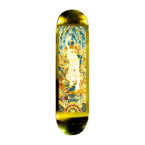 "Real Wilson Guest 8.18"" Skateboard Deck - Ishod"