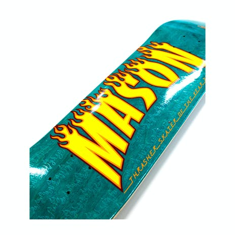 "Real Mason SOTY 8.06"" Skateboard Deck"
