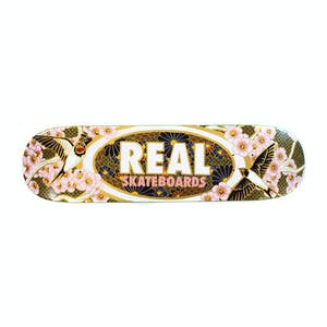 "Real Wilson Guest 8.25"" Skateboard Deck - Oval"