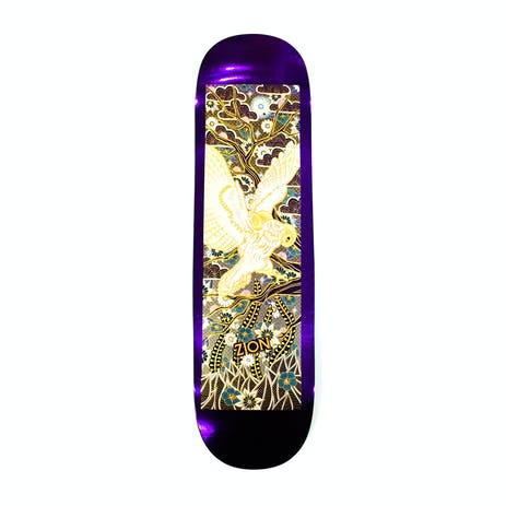 "Real Wilson Guest 8.5"" Skateboard Deck - Zion"