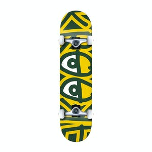 "Krooked Big Eyes Too 7.3"" Complete Skateboard"
