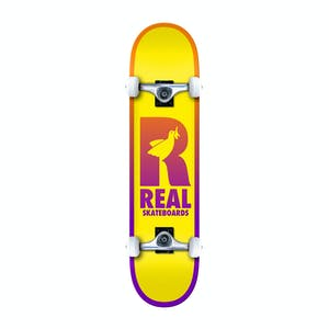 """Real Be Free 7.75"""" Complete Skateboard"""