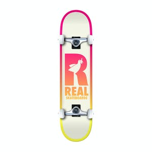 """Real Be Free 8.0"""" Complete Skateboard"""