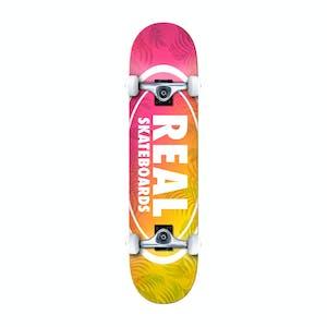 "Real Island Oval 7.5"" Complete Skateboard"