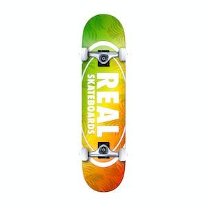 "Real Island Oval 7.75"" Complete Skateboard"