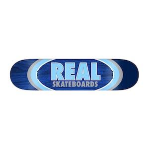 "Real Dual Oval 8.25"" Skateboard Deck"