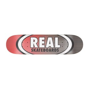 "Real Shine On Oval 8.25"" Skateboard Deck"