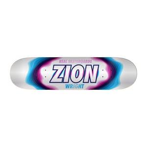 """Real Zion Bandwidth Oval 8.06"""" Skateboard Deck"""
