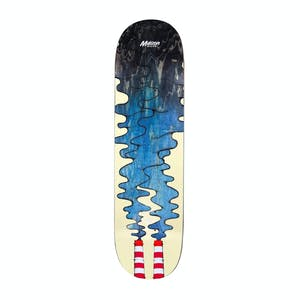 "Real Silva Clean Air 8.06"" Skateboard Deck"