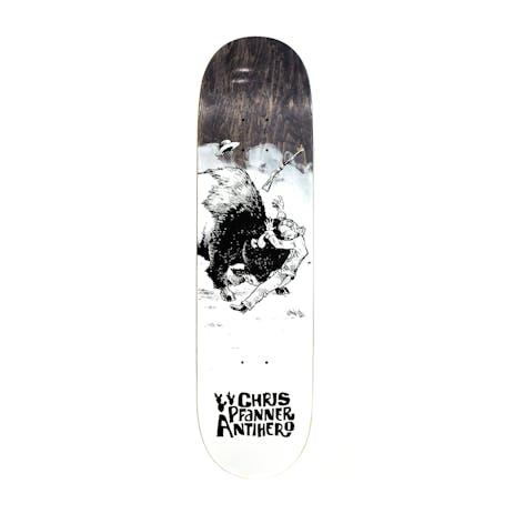 """Antihero Pfanner West Wasn't 8.06"""" Skateboard Deck"""