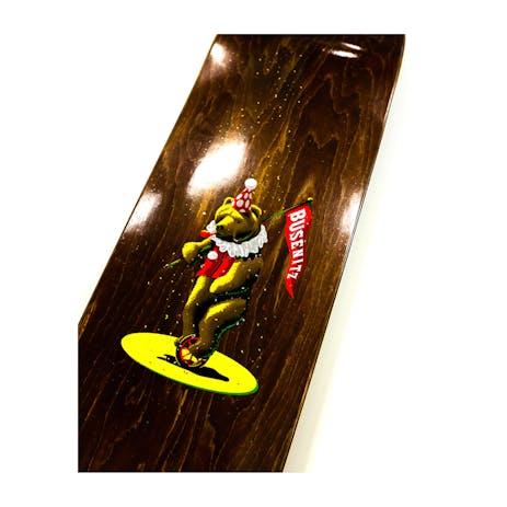 "Real Busenitz Circus Bear 8.25"" Skateboard Deck"