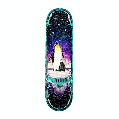"""Real Chima Cathedral 8.25"""" Skateboard Deck"""