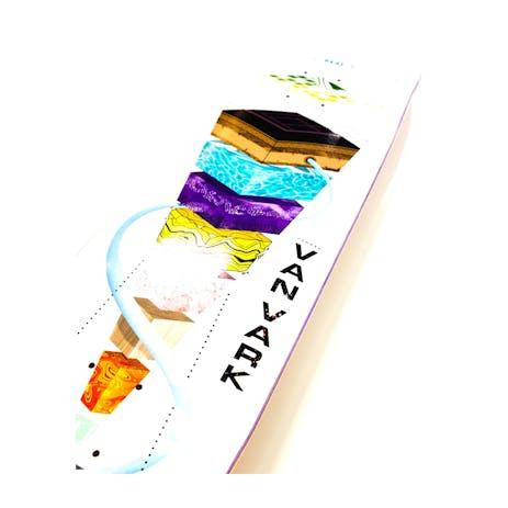 """Real Van Vark Topography 8.25"""" Skateboard Deck"""