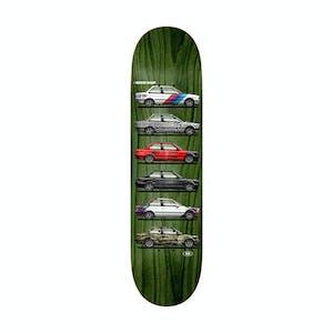 "Real Ishod Customs Twin-Tail 8.25"" Skateboard Deck"