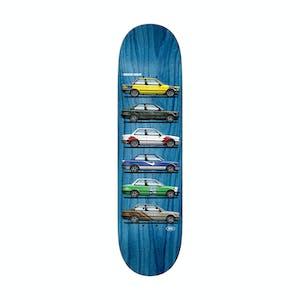 "Real Ishod Customs Twin-Tail 8.5"" Skateboard Deck"