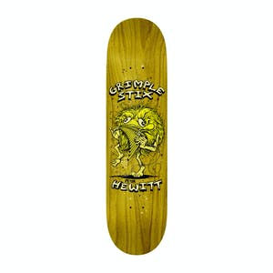 "Antihero Grimple Family Band 8.25"" Skateboard Deck - Hewitt"