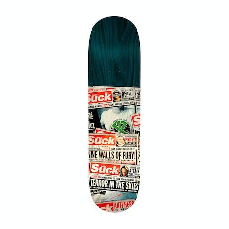 "Antihero Grosso Daily Suck 8.4"" Skateboard Deck"