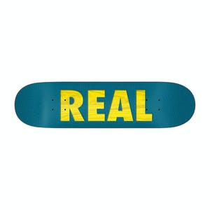 "Real Bold Team 8.25"" Skateboard Deck - Navy"