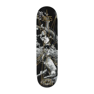 "Real Davis Happy Forest Friend 8.18"" Skateboard Deck"