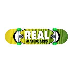 """Real Oval Heatwave 7.5"""" Complete Skateboard"""