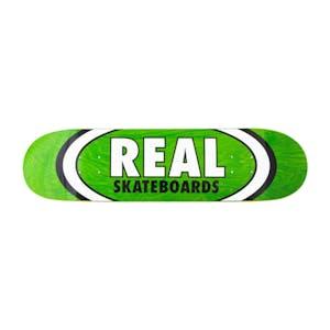 "Real Overspray Oval 8.06"" Skateboard Deck"