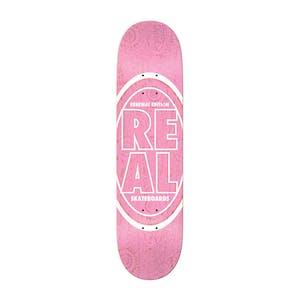 "Real Stacked Floral 8.06"" Skateboard Deck"