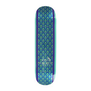 "Real Waker Tail Feather 8.06"" Skateboard Deck"