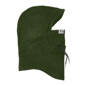 RAD Hooligan Hood - Army Green