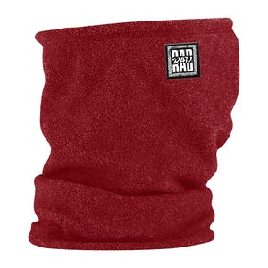 RAD Weekender Fleece Neckwarmer - Wine