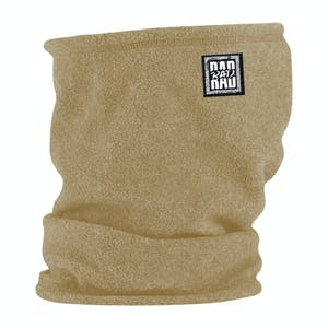 RAD Weekender Fleece Neckwarmer - Tan